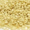Picture of Sesame Seeds - White 25 Lb. (1 pcs Case)