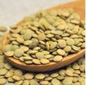 Picture of Lentils - Large Green 25 Lb. (1 pcs Case)