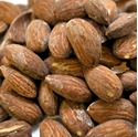 "Picture of Almonds - Dry ""Flame Roasted"" Salted 30 Lb. (1 pcs Case)"