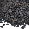 Picture of Sesame Seeds - Black 25 Lb. (1 pcs Case)